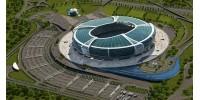 Проект к Европейским играм 2015 в Баку