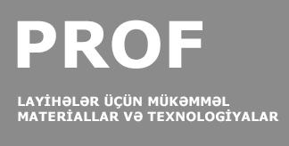 Строительство, проектирование, дизайн, интерьер, фасадные решения, аксессуары для ванных комнат, мебель для ванных комнат - Баку, Азербайджан - Prof.az